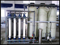 ultra pure water/industrial water treatment/domestic water ultra filtration system