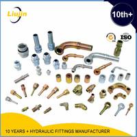 2017 factory supply oem HYDRAULIC HOSE FITTINGS