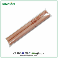 2014 most popular Cheap China 100 beeswax ear candles