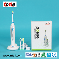 MAF8120 Patent travel toothbrush kit dupont nylon electronic toothbrush