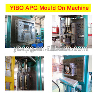 Factory made Good price 24kv C-GIS high voltage fuse installer vacuum circuit breaker casting mold, injection moulds APG process