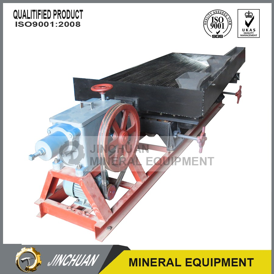 6s gold shaking table in mineral processing