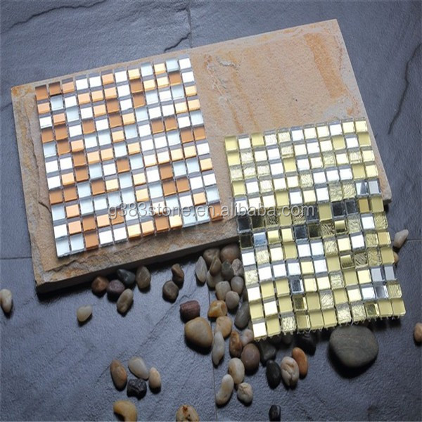 new building construction material mosaic for Chinese style wall tile