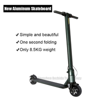 Folding electric scooter/scooter/ 2 wheel electric scooter 250W/500W with CE