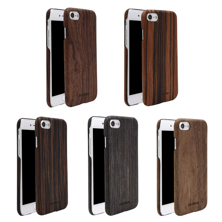 2016 KEVLAR Multi kinds wood case for iphone 7