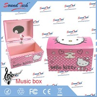 Custom Personalized recordable music box