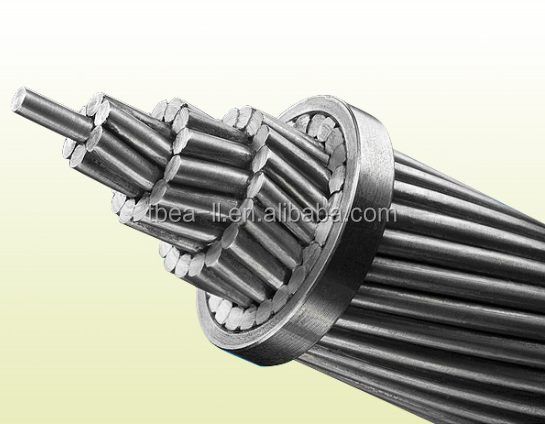 Factory Supply AAAC 95mm2, 120mm2, 150mm2 Aluminum Alloy Conductor