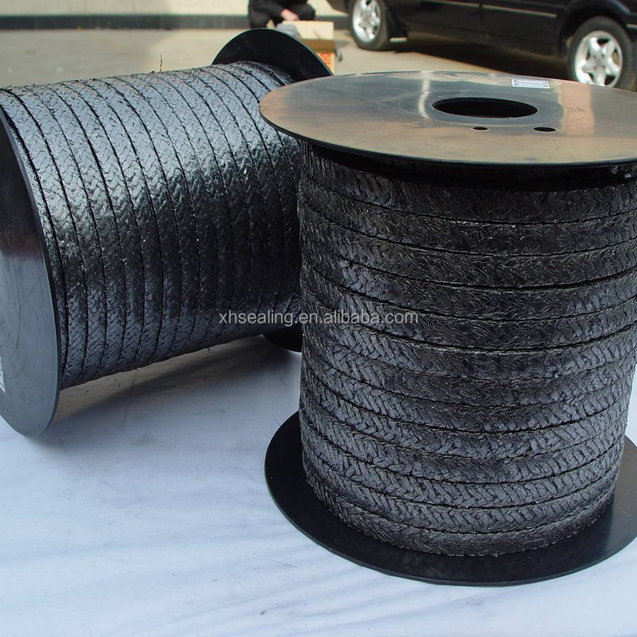 with Inconel wire Packing reinforced