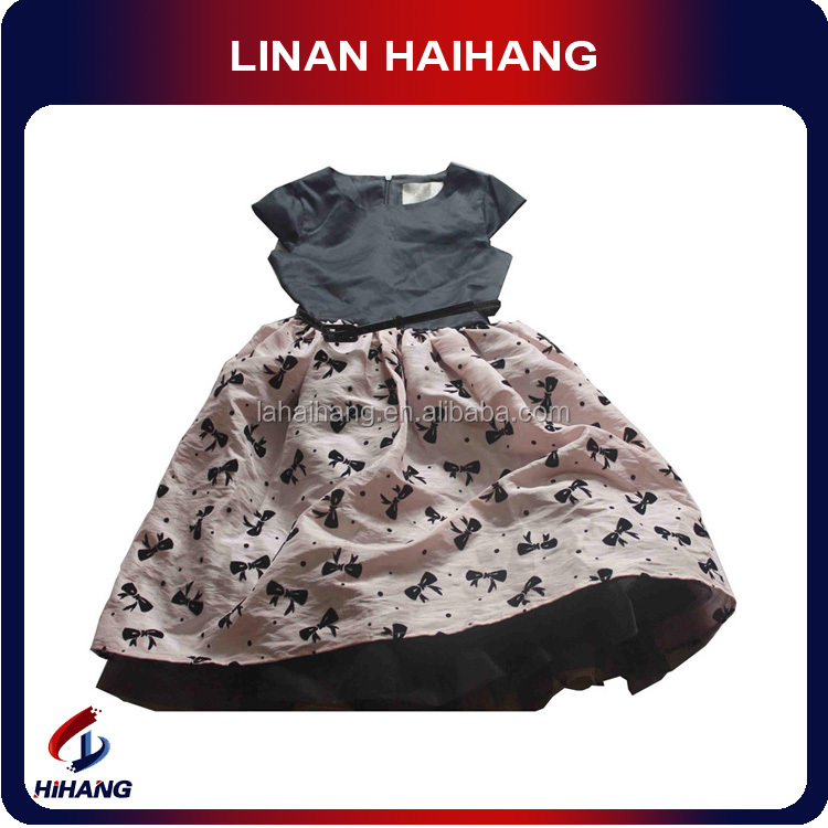Top sale fashion baby dresses petticoat