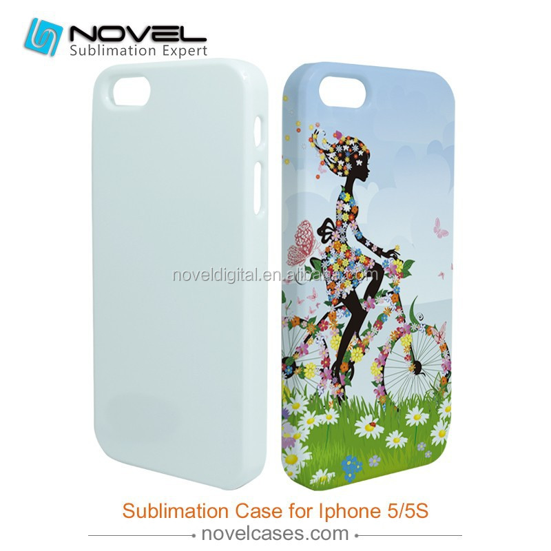 High quality sublimation mobile <strong>cover</strong> for iPhone 5S