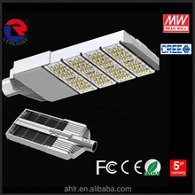 Aluminum Material Lampshade Modular Led Street Light 200w, led street light heat sink