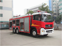 Best Quality China 6X4 18m Aerial Platform Fire Rescue Truck Supplier