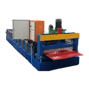 aluminium roof roll forming machine/850corrugated steel roll forming machine