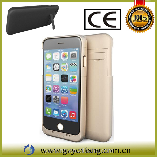 China Supplier Power Case For iPhone 6, For iPhone 6 3200Mah Battery Case