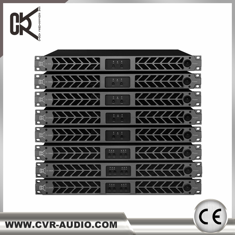 China 2 ohm amplifier sound system dj amplifier equipment