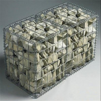 welded wire mesh lowes gabion stone baskets