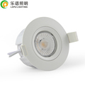 Lepu Norge warm white 2700k RA92 cob quick install GYRO downlight with 5years warranty