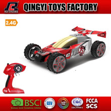Rechargeable car 2.4G 1:10 4CH high speed rc car with RoHS
