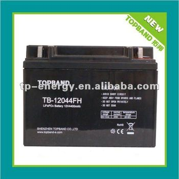 High Quality Factory Price 12V Motor Jump Battery with PCM+Case