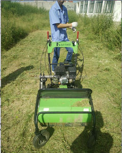 Farm garden machine self propelled portable motor lawn mower
