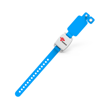Bluetooth 5.0 Bracelet Beacon Patient Wristband for Healthcare Solution