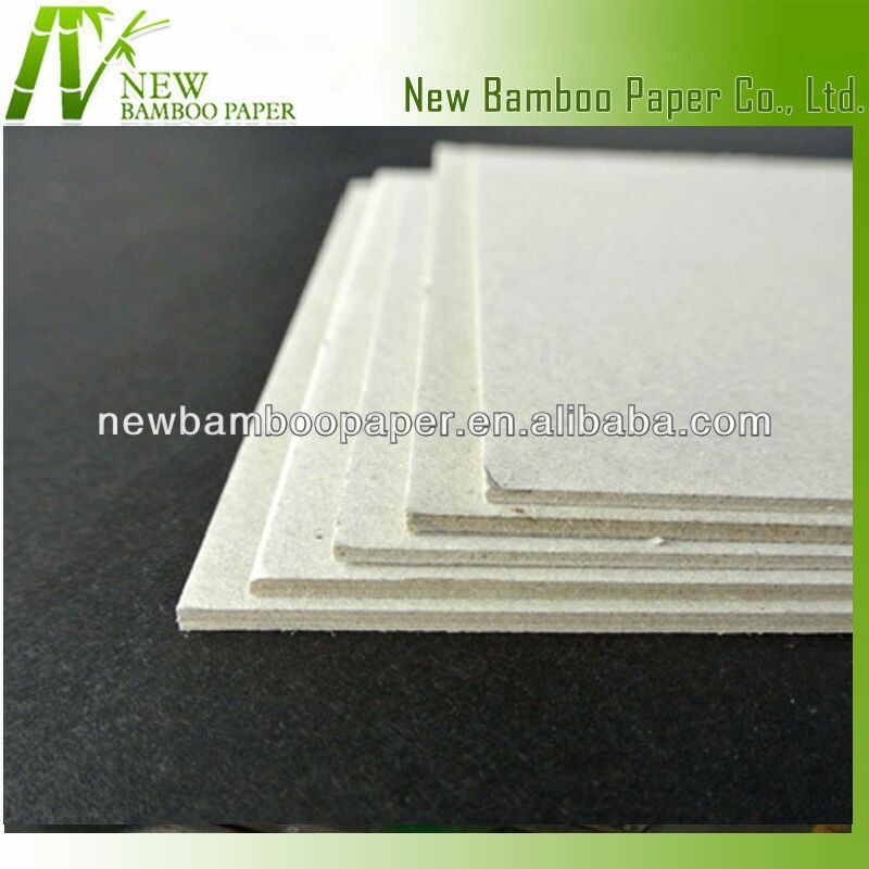 Laminated strong book binding cardboard