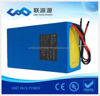 high quality bms protection 48v battery for electric scooter