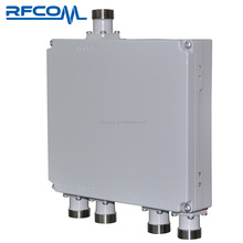 RF 4 WAY LTE Combiner Quadplexer