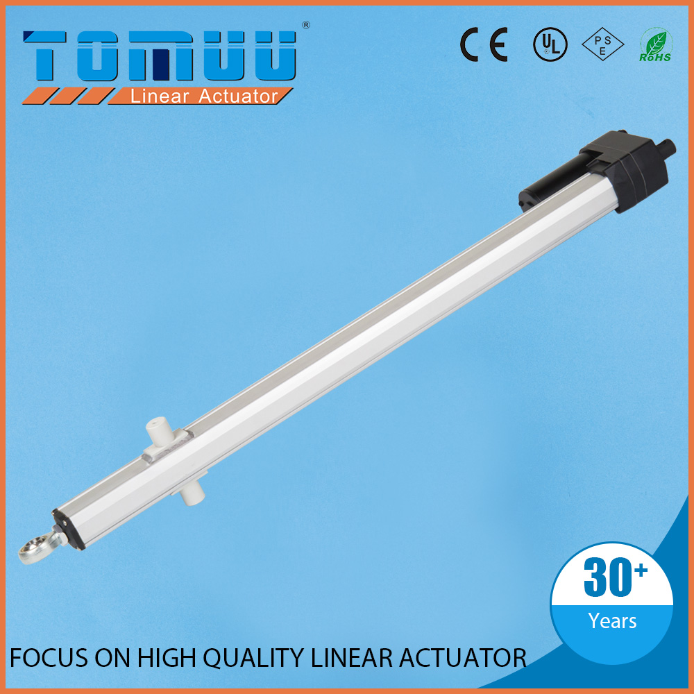 factory directly waterproof 6000n load linear actuator for solar tracker