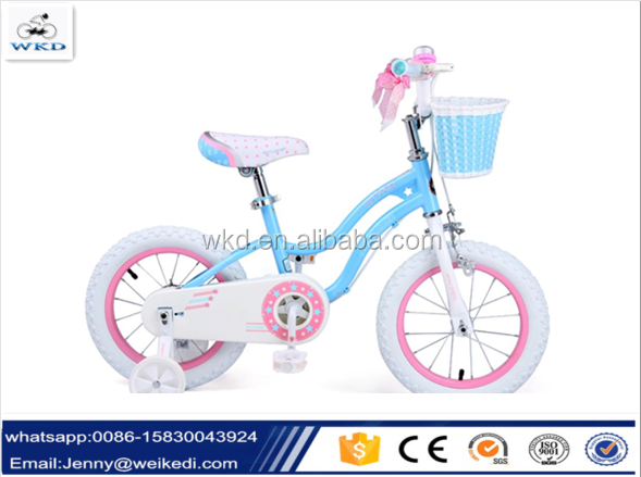 "2016 12"" 16"" 18"" 20"" Chinese hot selling children bike girl bicycles"