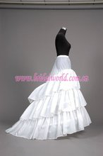 Hot sale train petticoat, crinoline