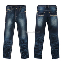 pure cotton denim fabric for man jeans