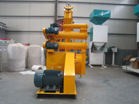 Pet dog food pellet machine