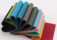 Nonwoven microfiber suede leather 0.6mm~2.0mm with all colors can be customized