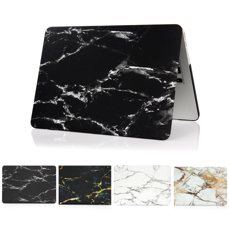 hot sell marble laptop plastic hard protective case laptop covers for macbook pro 13