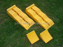 4 Part Level Ramp Set Motorhome,Caravan Leveler Wheel Chocks