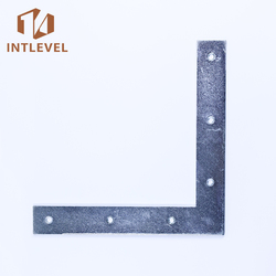 Metal Fabrication flat bracket for wood furniture