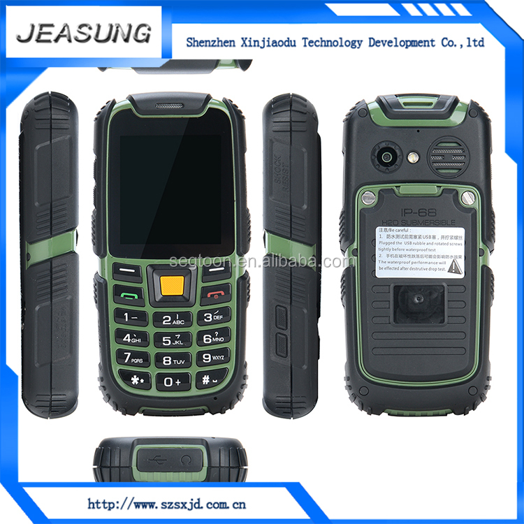 wholesale <strong>GSM</strong> 850/900/1800/1900 feature ip68 phone