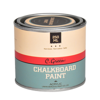 magnetic water based chalkboard paint and black chalkboards paint for child