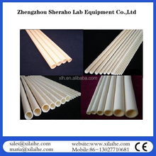 high purity alumina tube/ ceramic pipe/ceramic rollers for high temperature furnace