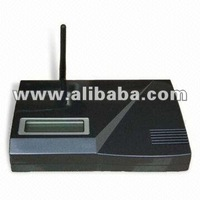 GSM fixed wireless terminal to make advertising