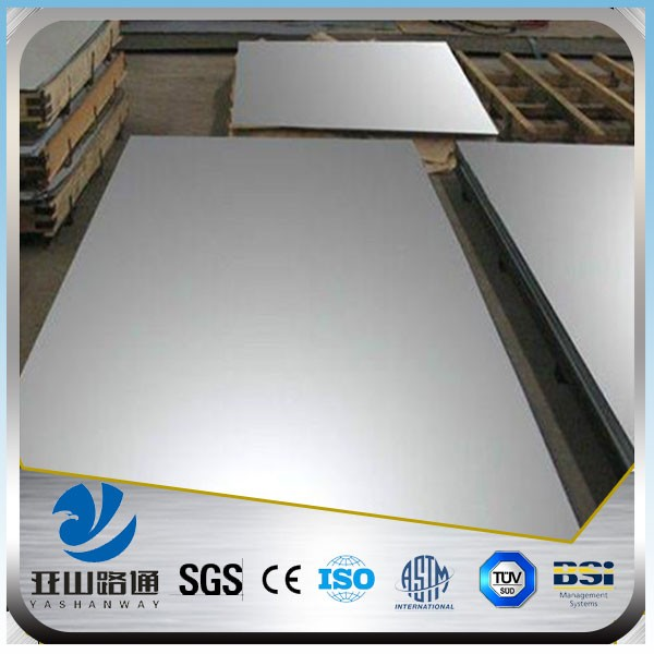 YSW aluzinc coated galvanized steel sheet in coil spefication
