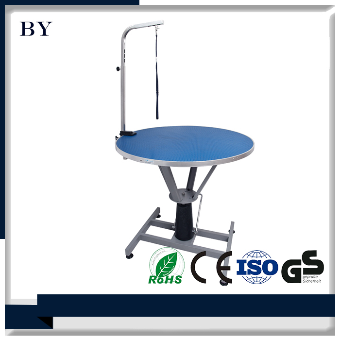 Popular Pet Dog Hydraulic Mobile Dog Grooming Table For Dogs