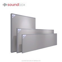 Trending product Ceiling Absorber Acoustic Fabric Sound Absorption gymnasium panel