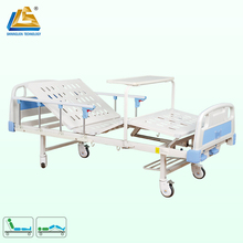 Hot sale general ward furniture manual patient hospital bed