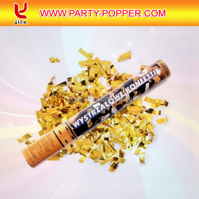 Eco Friendly Party Popper For Wedding