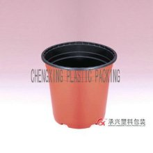 CX-8130 flower pot recycled plastic material
