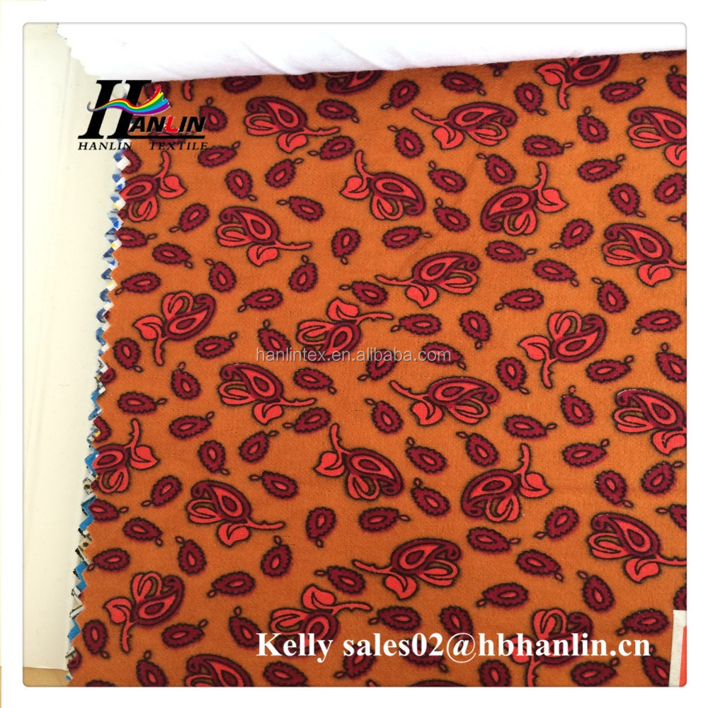 wholesale warm western textiles baby cotton printed fabric