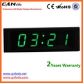 1inch green color countdown led digital clock