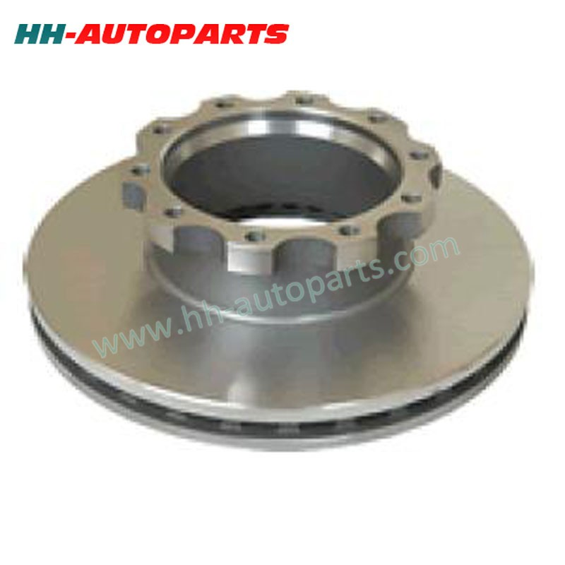 Chinese Supplier Truck Spare Parts 81508030010 for MAN Brake Disc